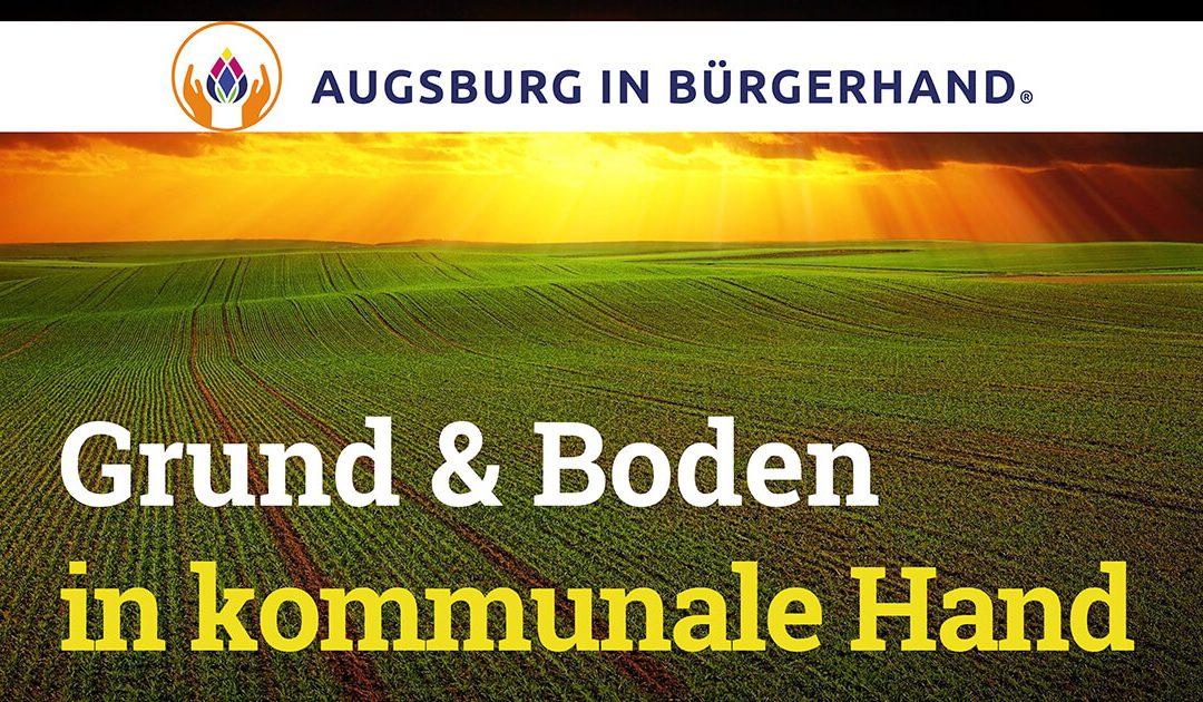 Grund & Boden in kommunale Hand