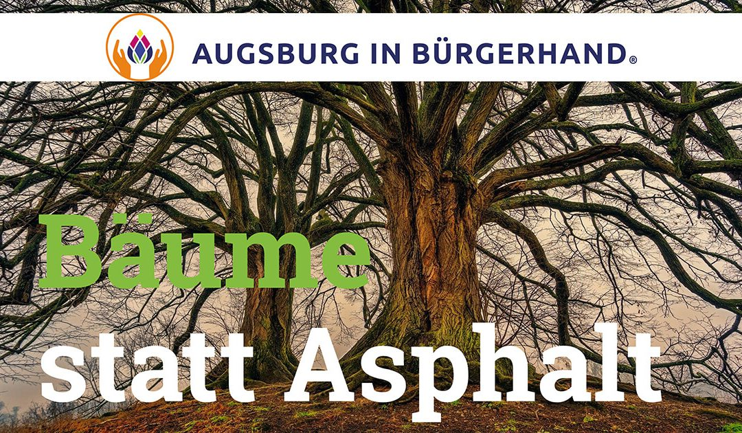 Bäume statt Asphalt