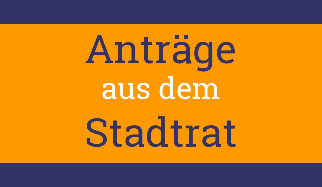 Antrag: Bezahlbares Wohnen in Augsburg